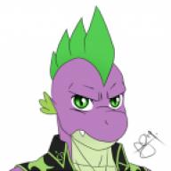Spike razor